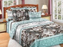 Фото Комплект постельного белья Графика 2 бязь семейный 6100Б197182