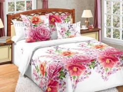 Фото Комплект постельного белья Камелия 1 бязь 2 спальный 3100Б195441