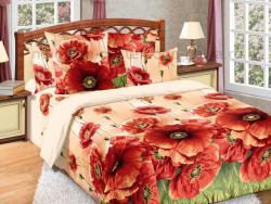 Фото Комплект постельного белья Кармен 1 бязь евро 4100Б195361