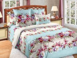 Фото Комплект постельного белья Кокетка 1 бязь евро 4100Б197821