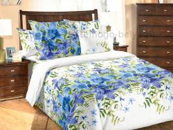 Фото Комплект постельного белья Колокольчики 2 бязь евро 4100Б195732