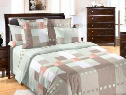 Фото Комплект постельного белья Комильфо 2 бязь евро 4100Б197552