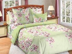 Фото Комплект постельного белья Лиана 2 бязь евро 4100Б196872