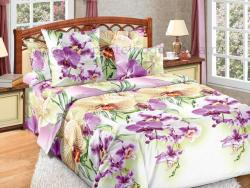 Фото Комплект постельного белья Мальдивы 1 бязь семейный 6100Б196201