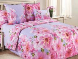 Фото Комплект постельного белья Миндаль 1 бязь евро 4100Б193891