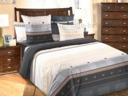 Фото Комплект постельного белья Мишель 5 бязь евро 4100Б192995