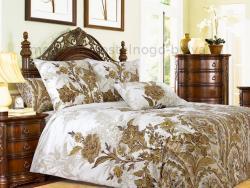 Фото Комплект постельного белья Музей 4 бязь евро 4100Б191884