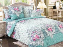 Фото Комплект постельного белья Патриция 2 бязь евро 4100Б196222