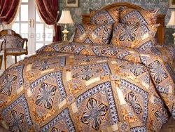 Фото Комплект постельного белья Персия 1 бязь семейный 6100Б93651