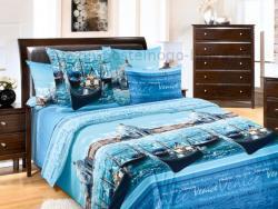 Фото Комплект постельного белья Венеция 1 бязь евро 4100Б192851