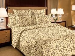Фото Комплект постельного белья Вензель 4 бязь евро 4100Б196054