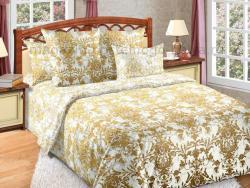 Фото Комплект постельного белья Жаккард 1 бязь евро 4100Б196791