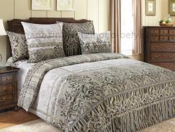 Фото Комплект постельного белья Бакарди 2 перкаль евро 4200П194632