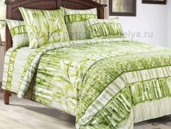 Фото Комплект постельного белья Бамбук перкаль 1.5 спальный 1200П196751