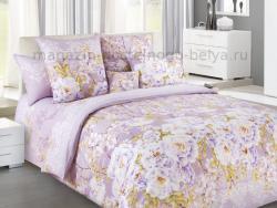 Фото Комплект постельного белья Белый шиповник 3 перкаль 1.5 спальный 1200П194243