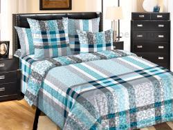 Фото Комплект постельного белья Бруно 1 перкаль 2 спальный 3200П197171