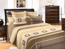Фото Комплект постельного белья Эдгар 4 перкаль семейный 6200П192974