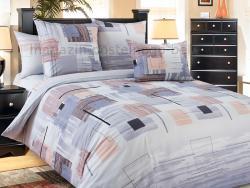 Фото Комплект постельного белья Европа 1 перкаль 1.5 спальный 1200П194451