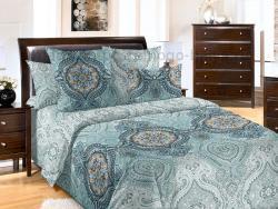 Фото Комплект постельного белья Интрига 1 перкаль 1.5 спальный 1200П197561