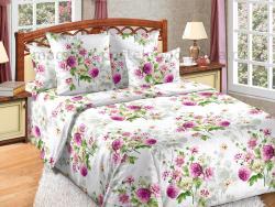 Фото Комплект постельного белья Катрин перкаль 1.5 спальный 1200П197231