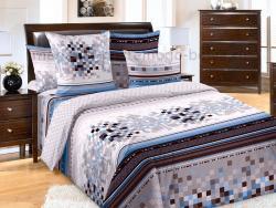 Фото Комплект постельного белья Моцарт 3 перкаль 1.5 спальный 1200П198433