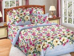 Фото Комплект постельного белья Стефания 2 перкаль 2 спальный 3200П197902
