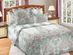 Фото Комплект постельного белья Великолепие 3 перкаль евро 4200П198523