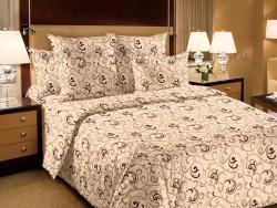 Фото Комплект постельного белья Вензель 2 перкаль евро 4200П196052