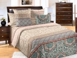 Фото Комплект постельного белья Визаж 1 перкаль евро 4200П198751