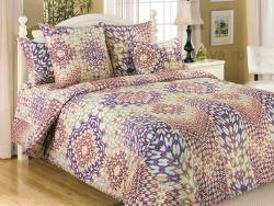 Фото Комплект постельного белья Воображение 1 перкаль евро 4200П195431