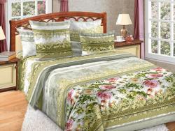 Фото Комплект постельного белья Адель 1 сатин 2 спальный