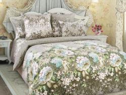 Фото Комплект постельного белья Анна 1 сатин 2 спальный