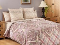 Фото Комплект постельного белья Итальянка 1 сатин 1.5 спальный