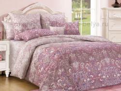 Фото Комплект постельного белья Магдалина 4 сатин 1.5 спальный