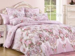 Фото Комплект постельного белья Парфюм 2 сатин 1.5 спальный