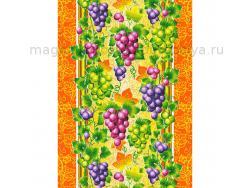Вафельное полотно 50 см Виноград фото