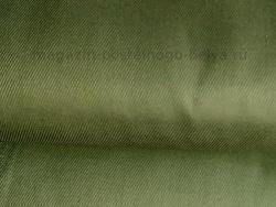 Ткань диагональ 85 см хаки фото