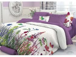 Комплект постельного белья 1.5 спальный Verossa Перкаль 541-2003-50 Fennel фото