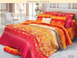 Комплект постельного белья 2 спальный  Verossa Сатин 561-4806-70 Sankara фото