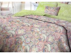 Комплект постельного белья 1.5 спальный  Verossa Сатин 561-8117-70 Semiramide фото