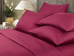 Фото Комплект постельного белья Verossa Сатин-страйп семейный 565-7008 Palermo