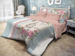 Фото КПБ Волшебная ночь 2 спальный на резинке 518-1082-70 Fluid
