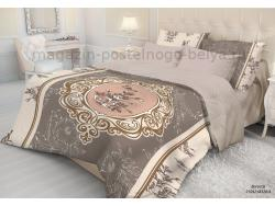 Фото КПБ Волшебная ночь 2 спальный на резинке 518-1042-70 Barocco