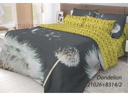Фото КПБ Волшебная ночь 2 спальный на резинке 518-1026-70 Dandelion