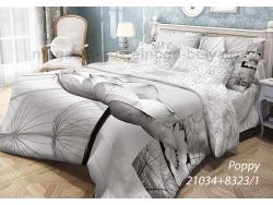 Фото КПБ Волшебная ночь 2 спальный на резинке 518-1034-70 Poppy