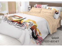 Фото КПБ Волшебная ночь 2 спальный на резинке 518-1035-70 Splash