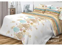 Фото КПБ Волшебная ночь 2 спальный на резинке 518-1002-70 Wood