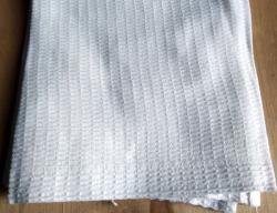 Полотенце 45х65 вафельное белое фото