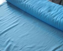 Ткань ситец однотонный 80 см 60 г голубой фото