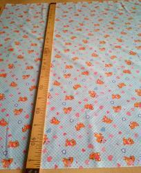 Ткань ситец детский 95 см 100 г ssh-02 фото